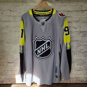 NWT Tavares 2018 NHL All-Star Game East Jersey 52